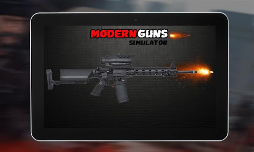senjata modern yang simulator 1.1.6 screenshots 4