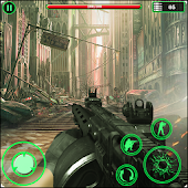 Critical Warfare FPS : Call of Strike Shooter icon