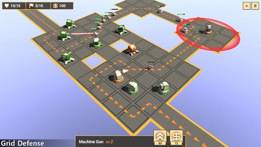 Grid Defense  screenshots 2