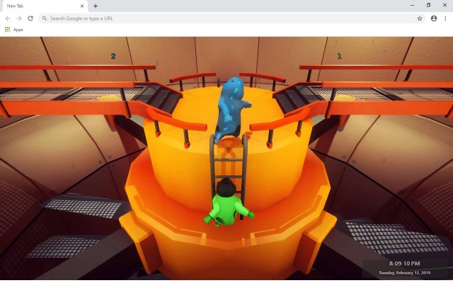 Gang Beasts New Tab & Wallpapers Collection