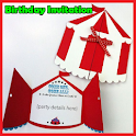 Design A Birthday Invitation icon