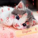 Cute Little Kitty keyboard icon
