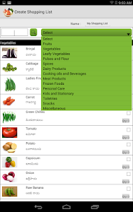 Grocery List Maker Shop Helper screenshot 7