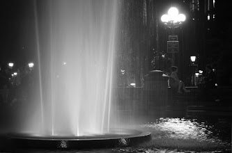 Photo: The Washington Square Park fountain.Greenwich Village, New York City.View the writing that accompanies this post here at this link on Google Plus:https://plus.google.com/108527329601014444443/posts/3GCrD7avjunView more New York City photography by Vivienne Gucwa here:http://nythroughthelens.com/