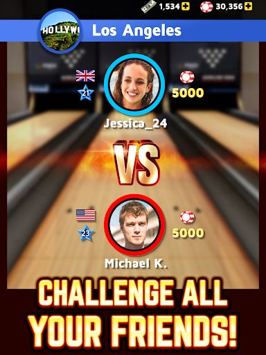 Bowling King Aplicaciones (apk) descarga gratuita para Android/PC/Windows screenshot