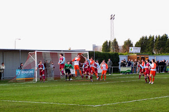 Photo: 26/12/07 v Blackstones (United Counties League Premier Division) - contributed by Gary Spooner
