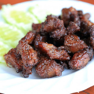 Asian Beef Hors D'oeuvres