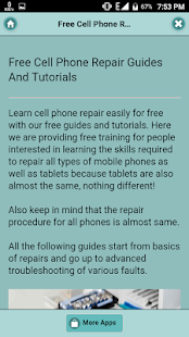 Free Mobile Repairing Course - náhled