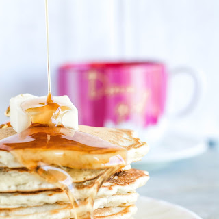 Easy Pancakes From Scratch Recipe