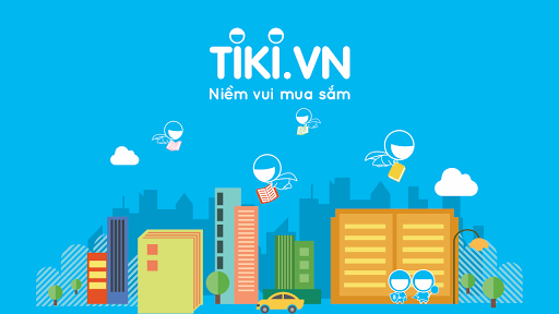 Tiki.vn - Shopping Happiness for PC