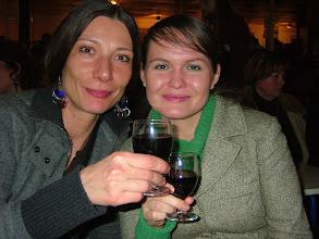 Photo: z Nadią w Carboneria