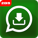 Status Saver Videos Download : save all stories icon