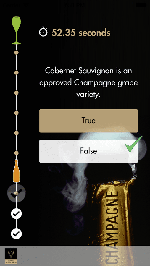 Champagne Campus- screenshot
