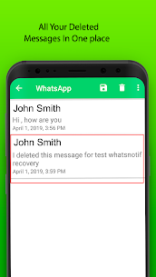 Deleted Messages Restore for whatsapp App Download For Android 3