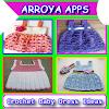 Crochet bébé Idées Dress