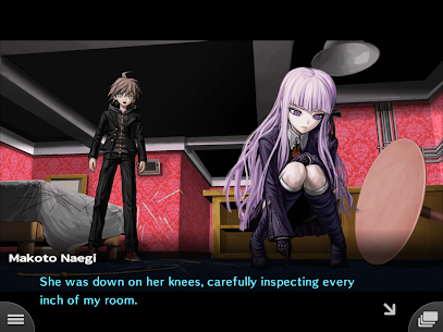 Danganronpa Apk v1.0.0 +OBB/Data for Android. [Trigger Happy Havoc Anniversary Editi] 9