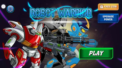 Robot Warrior apkmartins screenshots 1