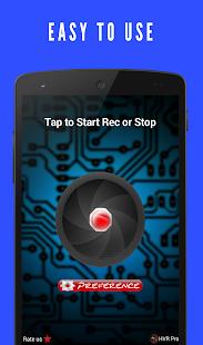 Hidden Video Recorder Pro - náhled