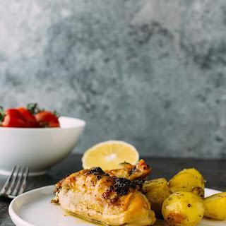 Prosciutto Stuffed Oven Chicken Recipe