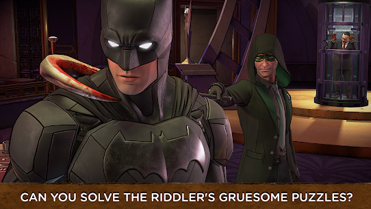 Gotham Knights Apk +OBB/Data for Android. [Dc Fandom] 6