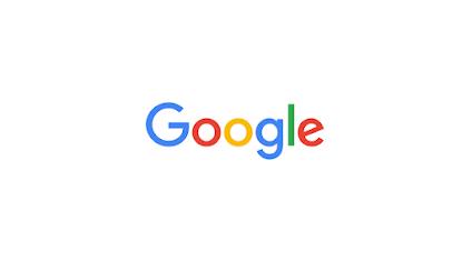 Google 文字商標