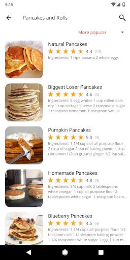 Breakfast Recipes 5.19 screenshots 2