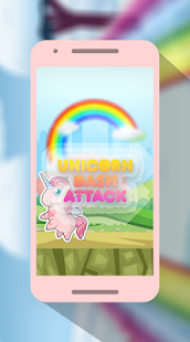 Unicorn Dash Attack Run ?? - náhled