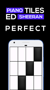Piano Tiles Ed Sheeran Perfect
