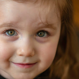 niece by Duane Vosika - Babies & Children Babies ( niece, children, kid, girl, family, female, portrait, eyes, youth, child )