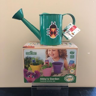 Watering Can & Abby's Gardening Kit
