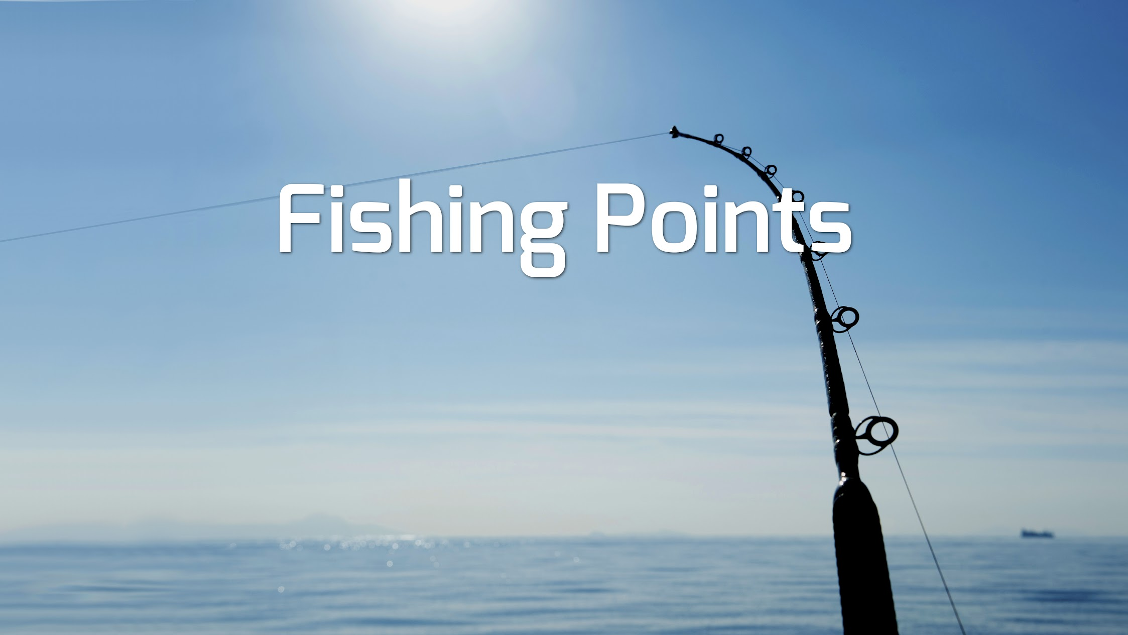Fishing Points