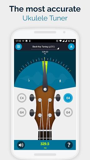 Ukulele Tuner Pocket - Pitch Perfect Uke Tuner App Apk 1