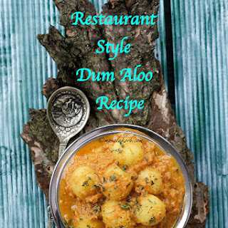 Restaurant Style Dum Aloo Recipe | How to make Dum Aloo Punjabi | Punjabi Dum Aloo
