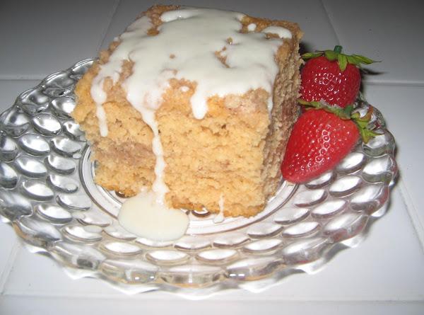 Cinnamon Coffeecake Recipe