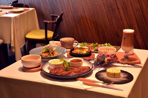 食柒義式餐桌