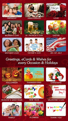 PC u7528 Greeting Cards & Wishes 1