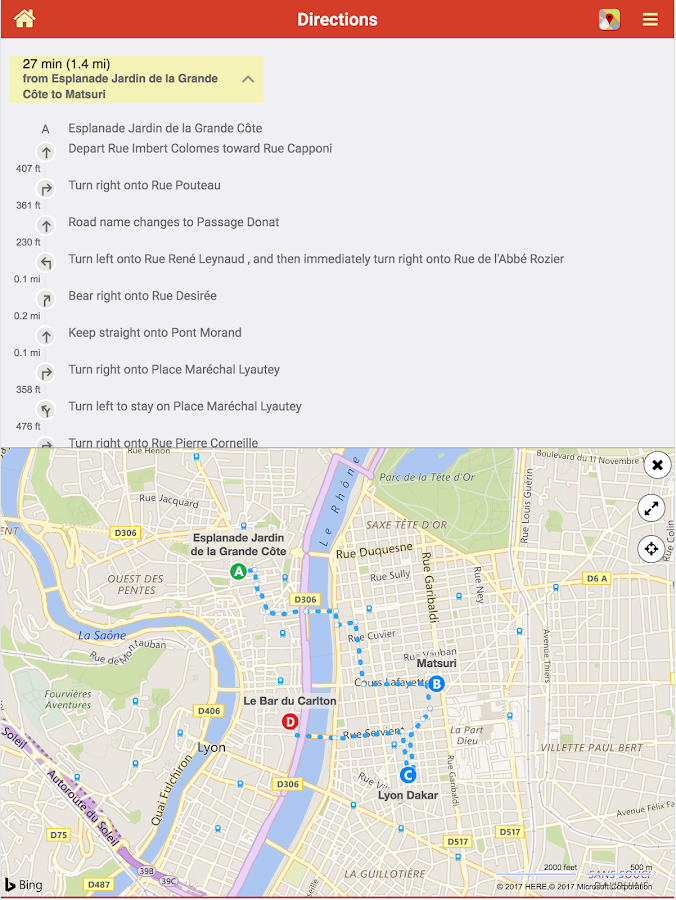 Trippn - Smart Trip Planner- screenshot