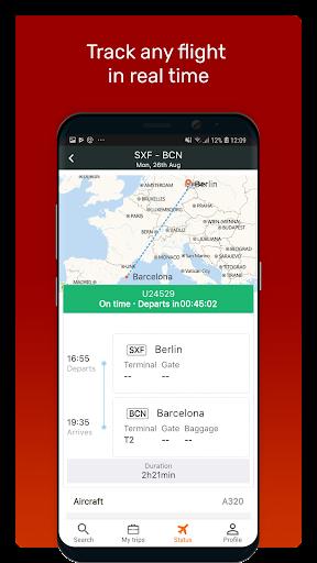 Opodo: Book cheap flights and travel deals 4.172.0 screenshots 5
