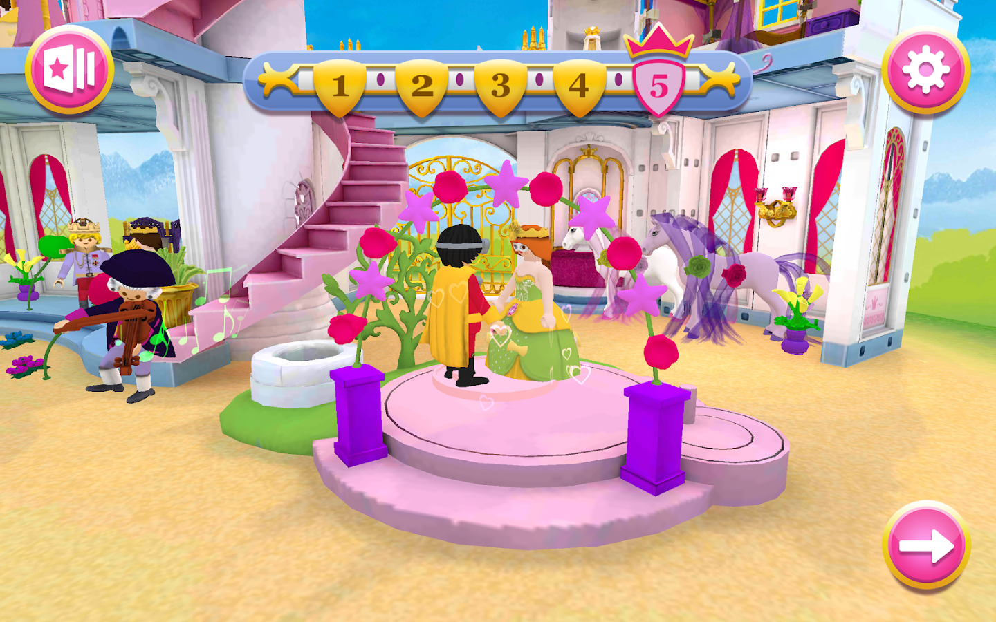 PLAYMOBIL Princess Castle  Android Apps on Google Play