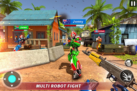 Download Counter Terrorist Robot Game: Robot Shooting Games For PC Windows and Mac apk screenshot 2
