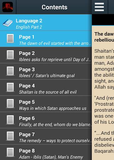 Iblis Story