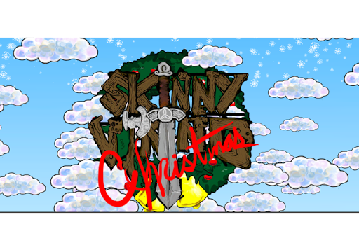 Skinny Viking Christmas