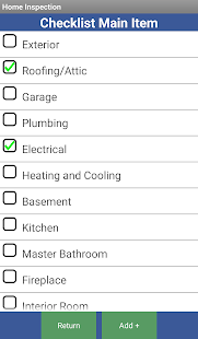 electrical home inspection checklist