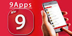 What are the advantages of installing 9Apps in the iOS device?