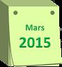 agenda toussus mars 2015