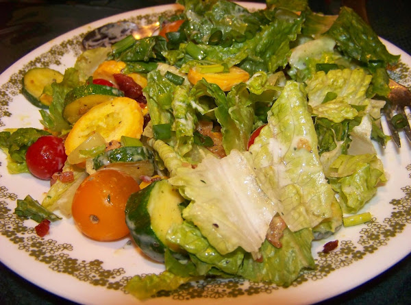 Summer's End Salad Recipe