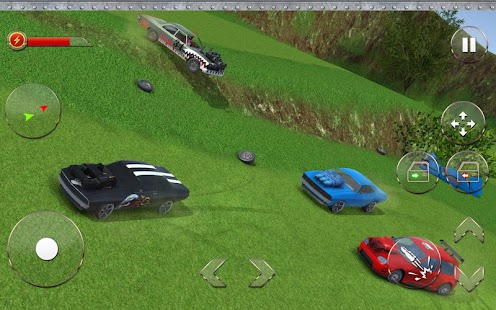 Car Crash League 3D- screenshot thumbnail