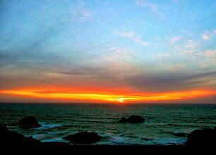 Photo: San Francisco Sunset