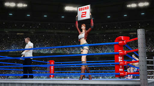 World Tag Team Boxing 2019 1.0.7 screenshots 5