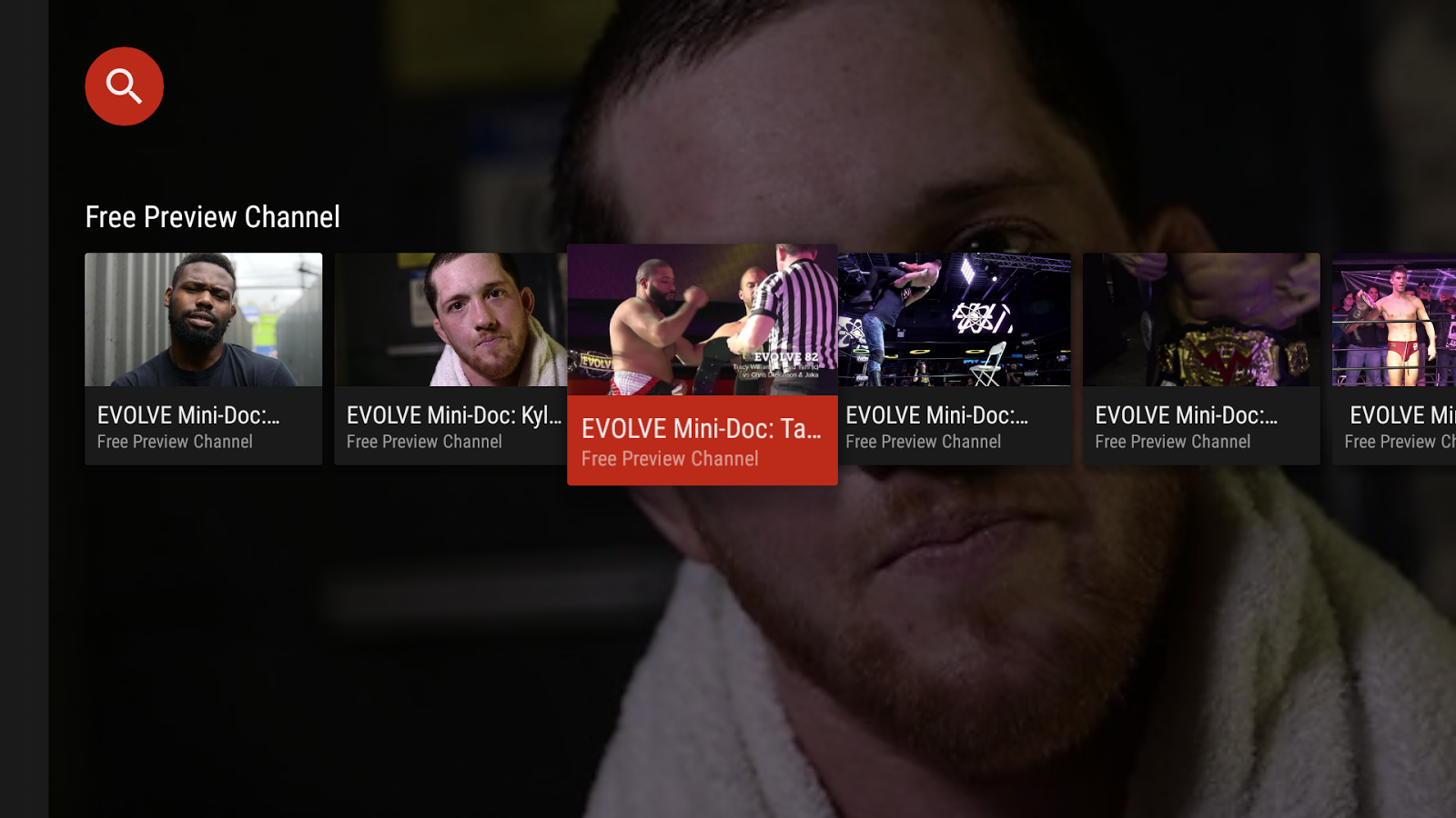World Wrestling Network- screenshot